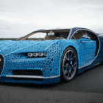 Video: El motor de este super auto está hecho de Legos