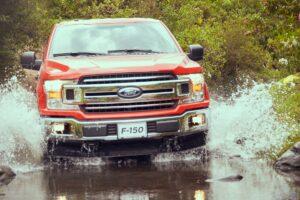 Ford-f-150-agua