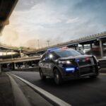 El nuevo Ford creado para la Policía
