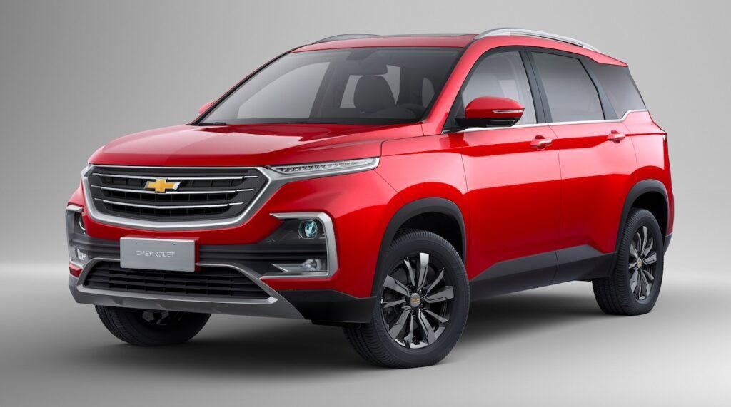 Auto-Chevrolet