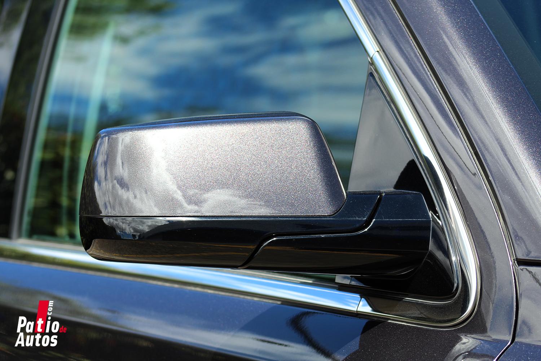 Chevrolet Tahoe retrovisores