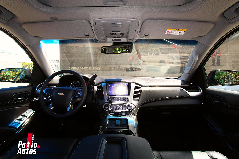Chevrolet Tahoe Panel