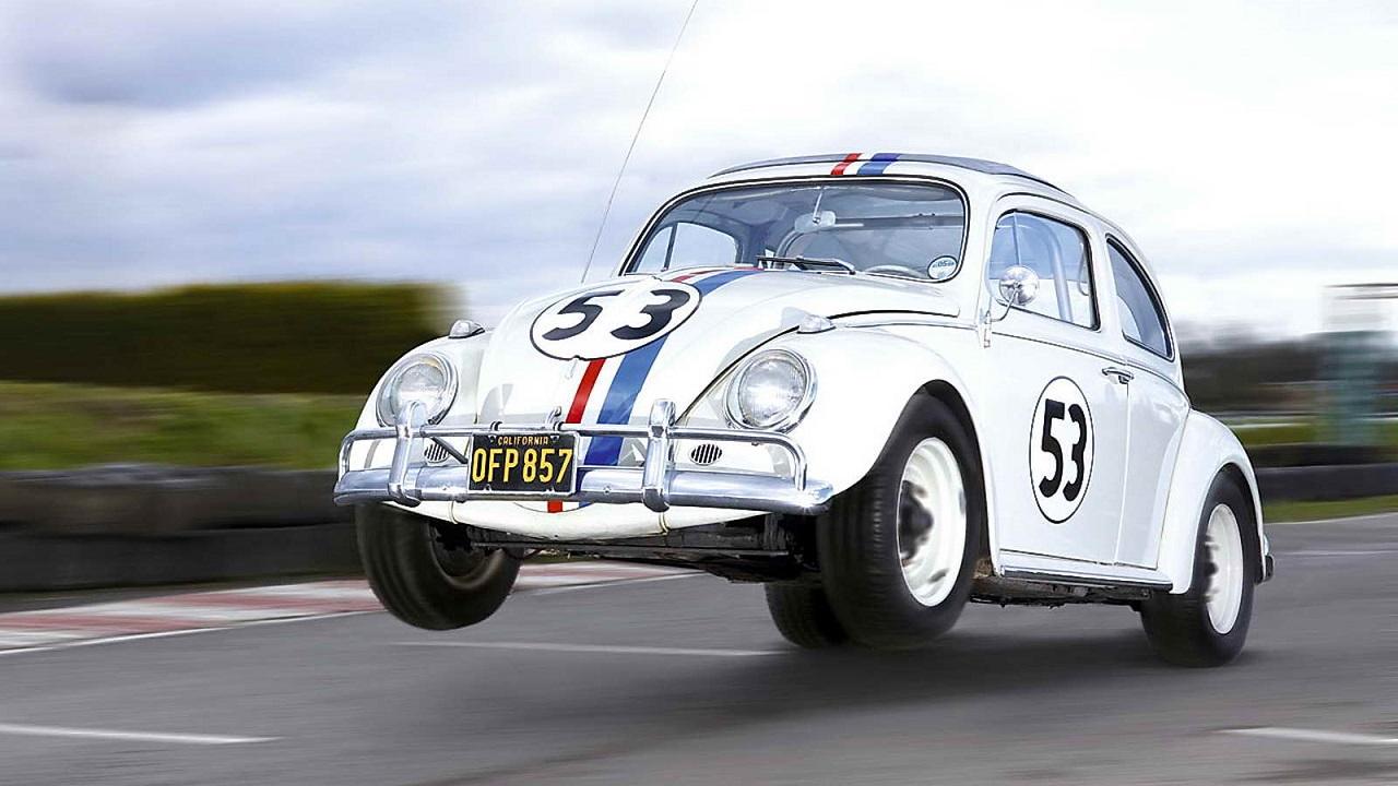 Herbie-Volkswagen-Beetle-1