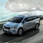 Kia Grand Carnival R: un vistazo a la renovada minivan de Kia
