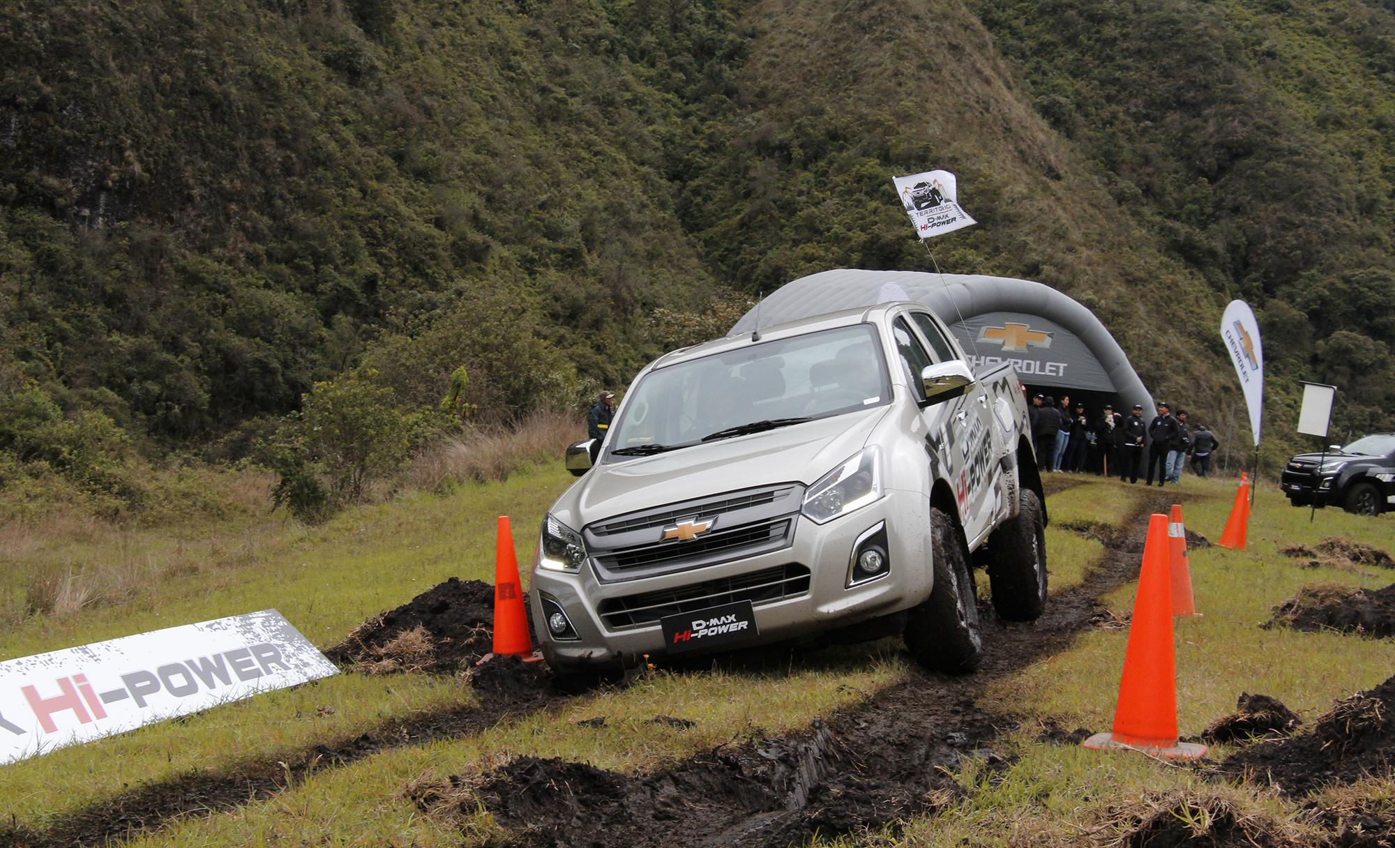Chevrolet DMAX High Power-3