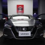 El nuevo Nissan Versa llega a nuestro país con un diseño renovado y 6 airbags