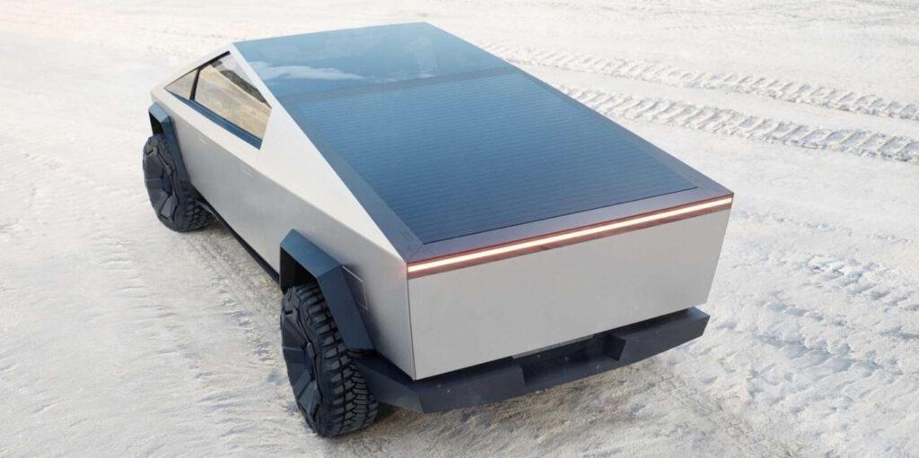 Tesla Cybertruck 6