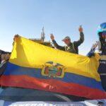 ¡Histórico! Sebastian Guayasamin culmina con éxito su sexto Rally Dakar
