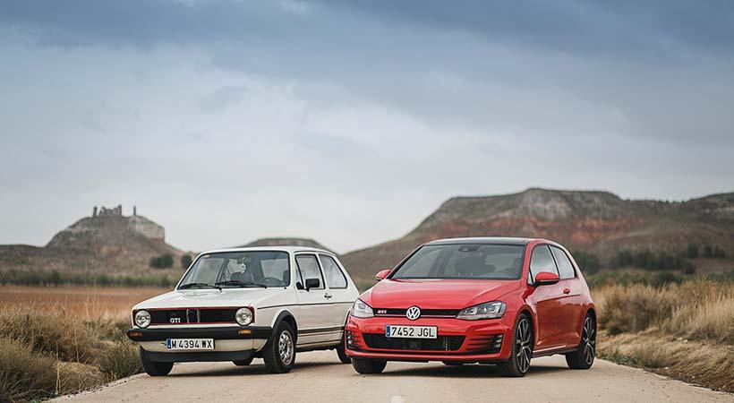 ¿Cómo ha cambiado el Volkswagen Golf desde su inicio?
