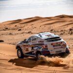 Sebastián Guayasamín termina la etapa 10 y se aproxima al final del Dakar 2020