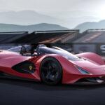 Ferrari Aliante: lo último en diseño de la casa de Maranello