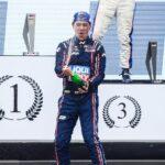 Diego Moran busca ganar el TCR Asia 2020