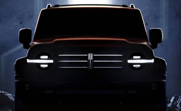 La nueva Ford Bronco ya tiene su clon chino