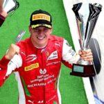 Mick Schumacher llega a la F1 y ya eligió el número de su auto