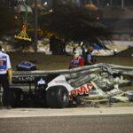 Los factores que salvaron la vida de Romain Grosjean en Bahrein